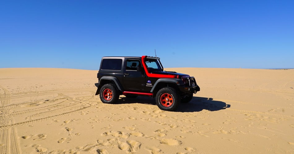 How does a Jeep-Snorkel work