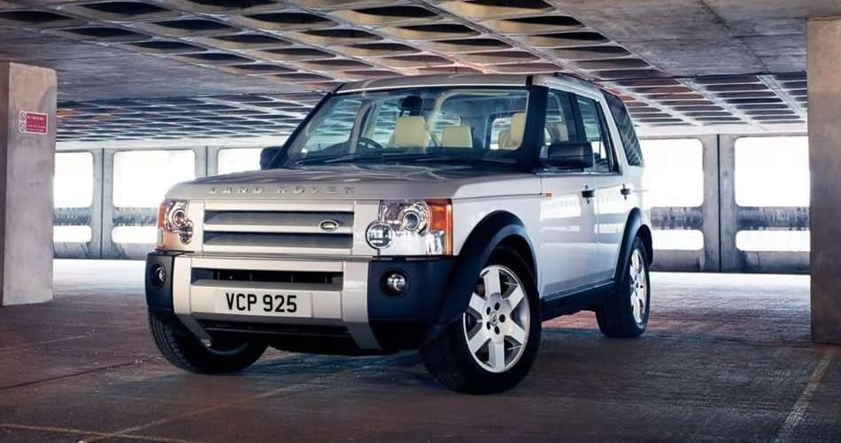 Land Rover Discovery 3 Air suspension problems