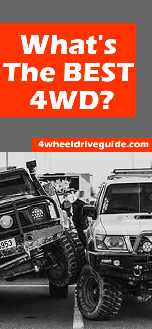 The Best Four Wheel Drive Vehicles Top 4wd Suv And Trucks 4wheeldriveguide