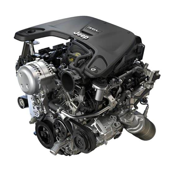 How many miles can you put on a 3.6 Pentastar engine
