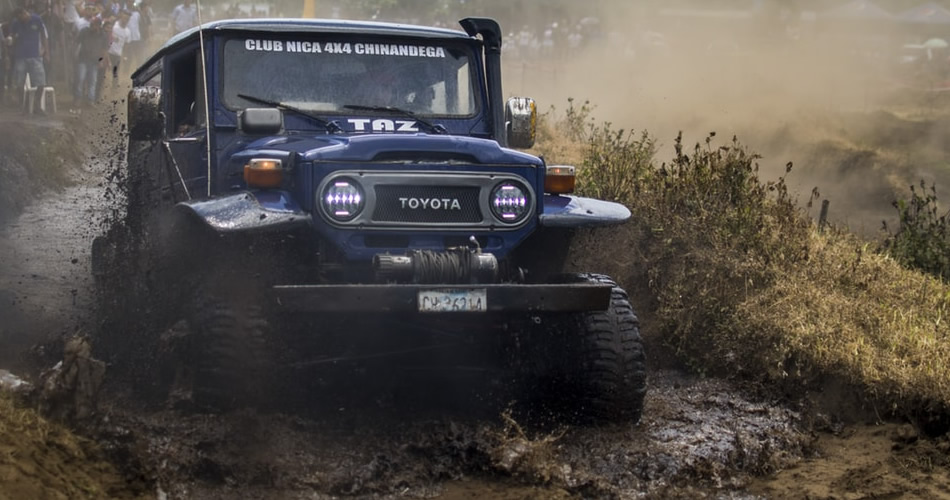 Are automatics good for off roading?