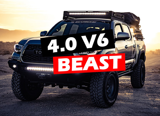 How Good Is The Toyota 4 0 V6 Engine Reliability And Mileage 4wheeldriveguide